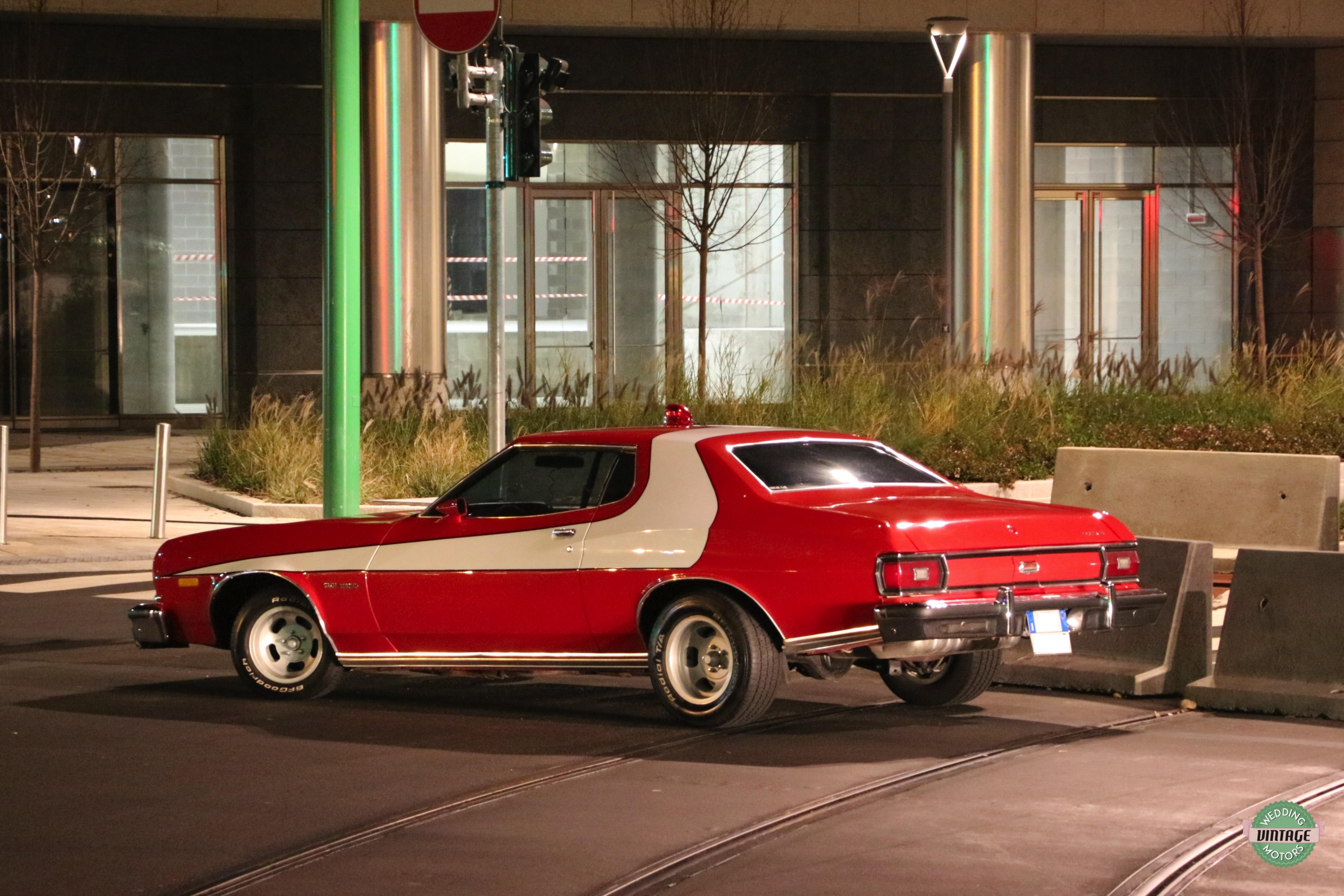 Ford Gran Torino 1975 - Wedding Vintage Motors