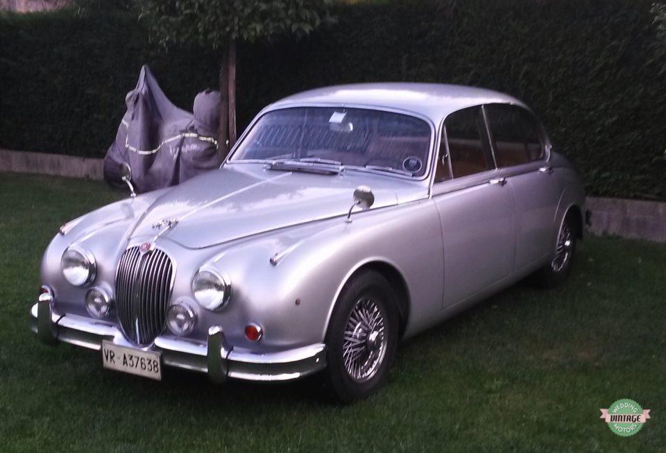 Jaguar MK2 del 1963