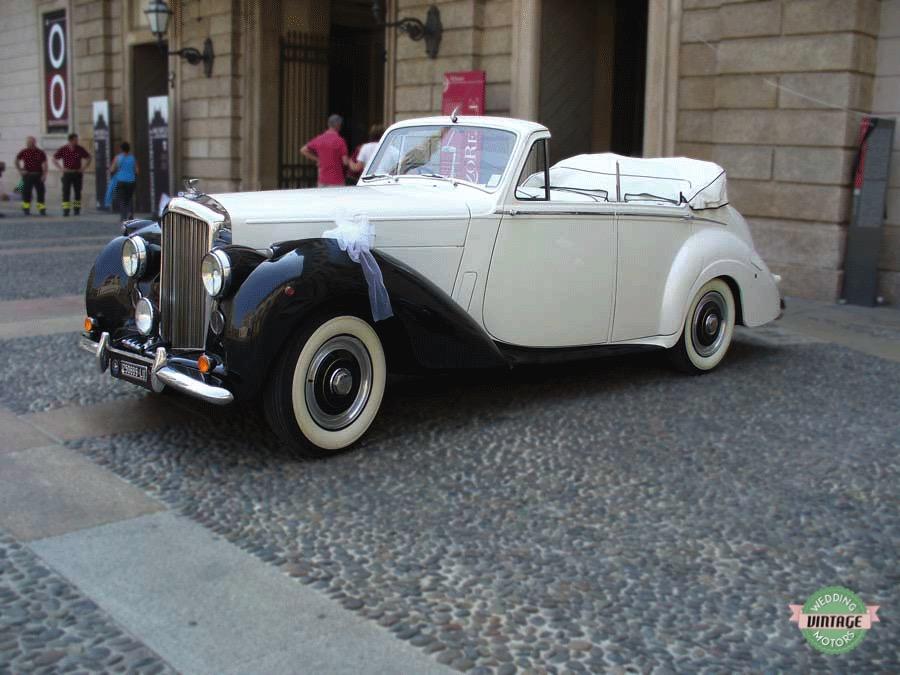 Bentley Type-R Cabrio