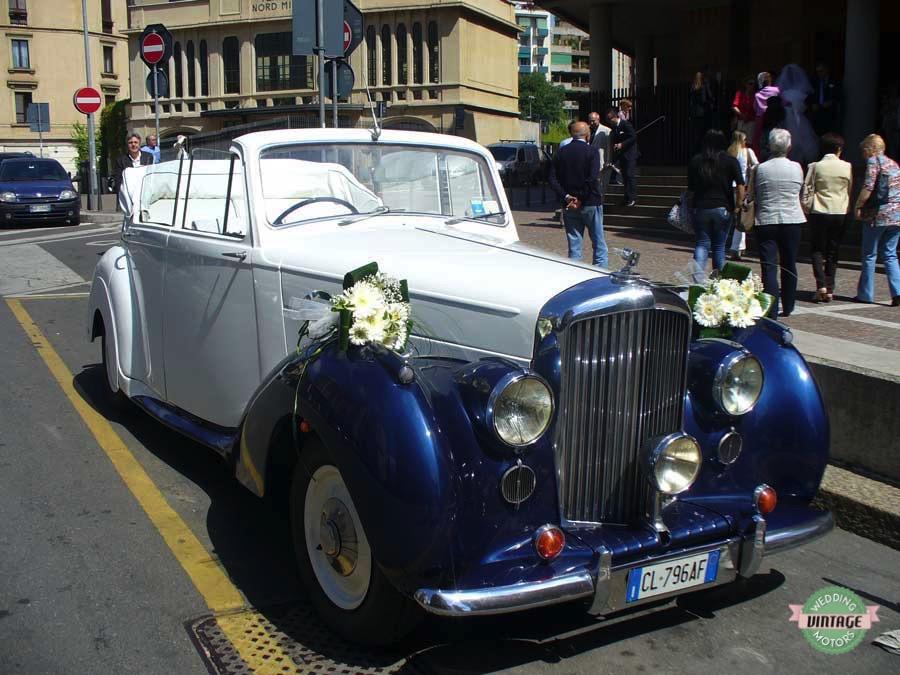 Bntley MKVI Cabrio
